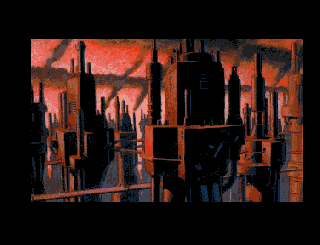 Screenshot Thumbnail / Media File 1 for Beneath a Steel Sky (1994)(Virgin)(M4)[!]